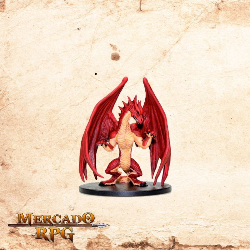 Young Red Dragon   - Mercado RPG