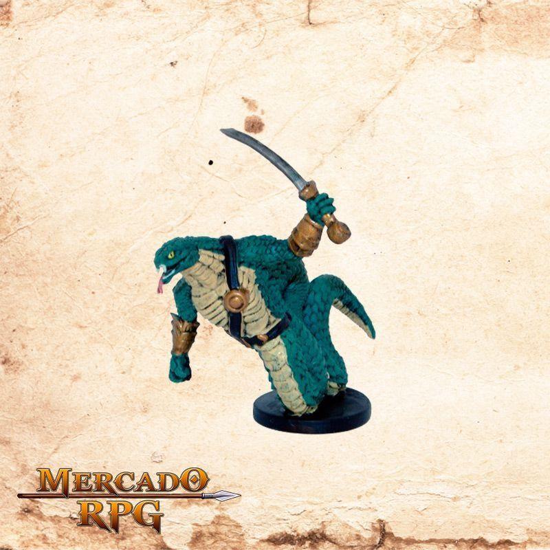 Yuan-Ti Abomination  - Mercado RPG