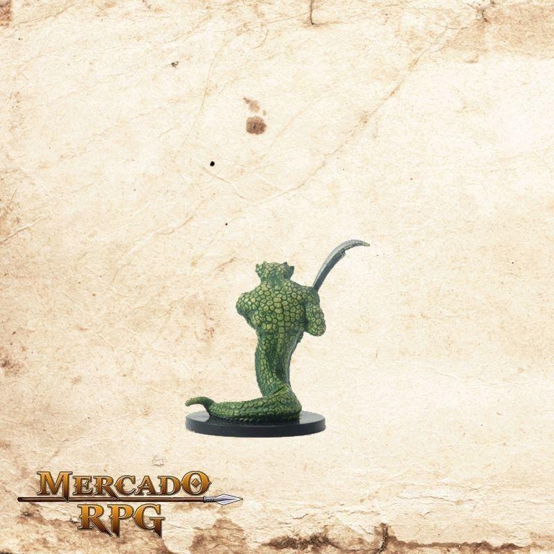 Yuan-Ti Abomination - Com carta  - Mercado RPG