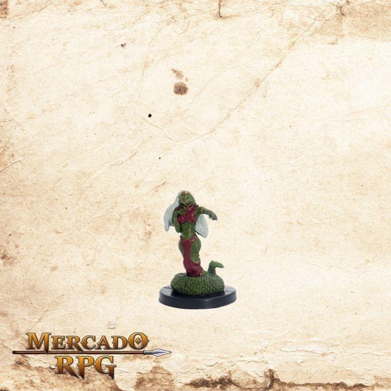 Yuan-ti Halfblood Sorcerer - Com carta  - Mercado RPG