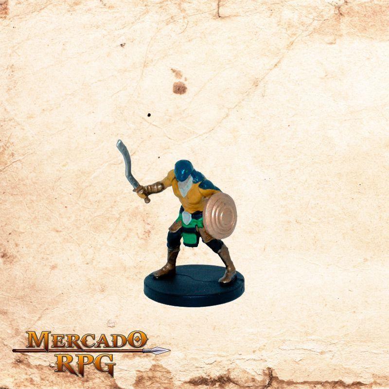 Yuan-Ti Malison (Sword & Shield)  - Mercado RPG