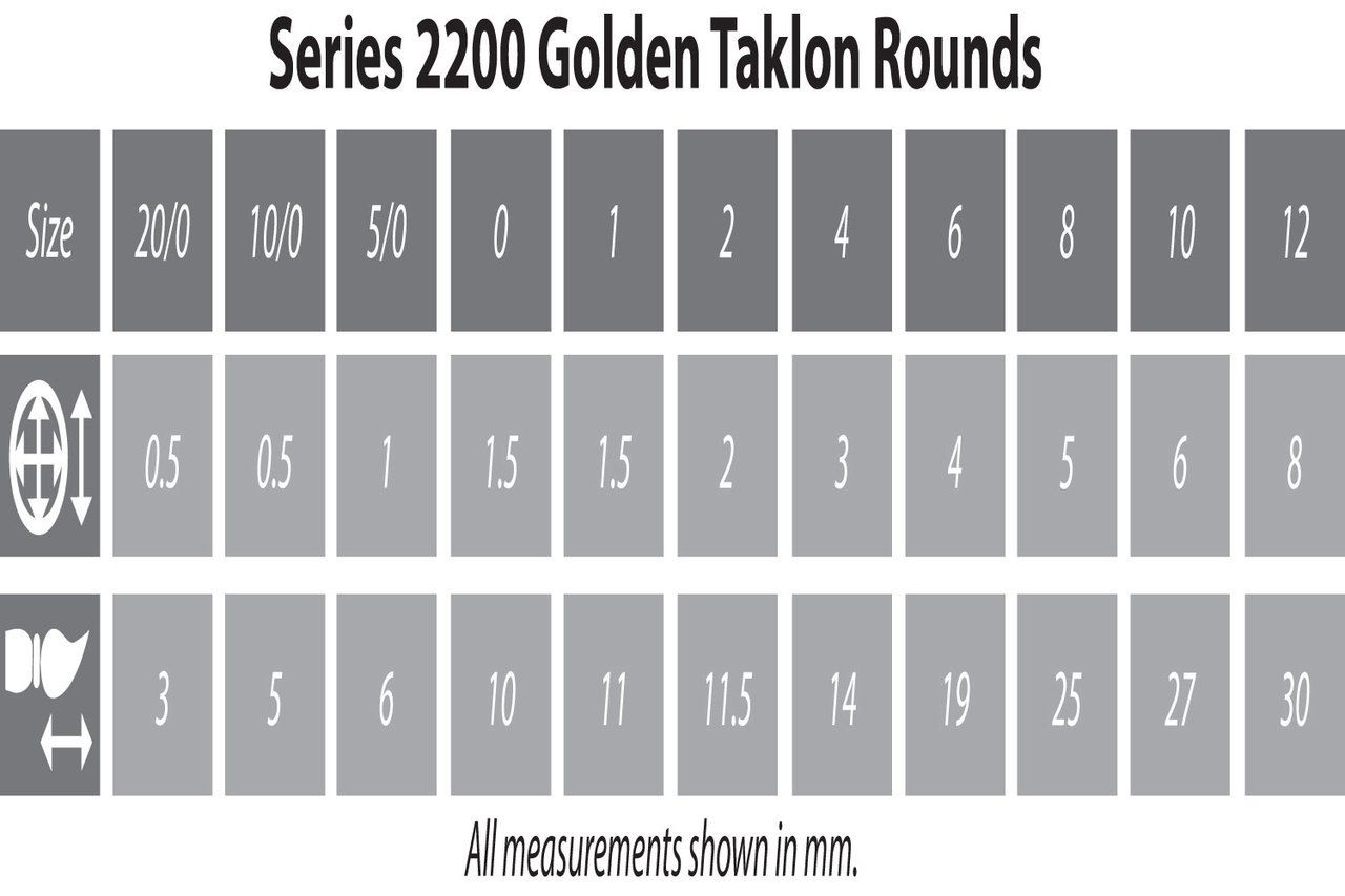 Zem Brush 2200 Golden Taklon Synthetic Round 2 - RPG  - Mercado RPG