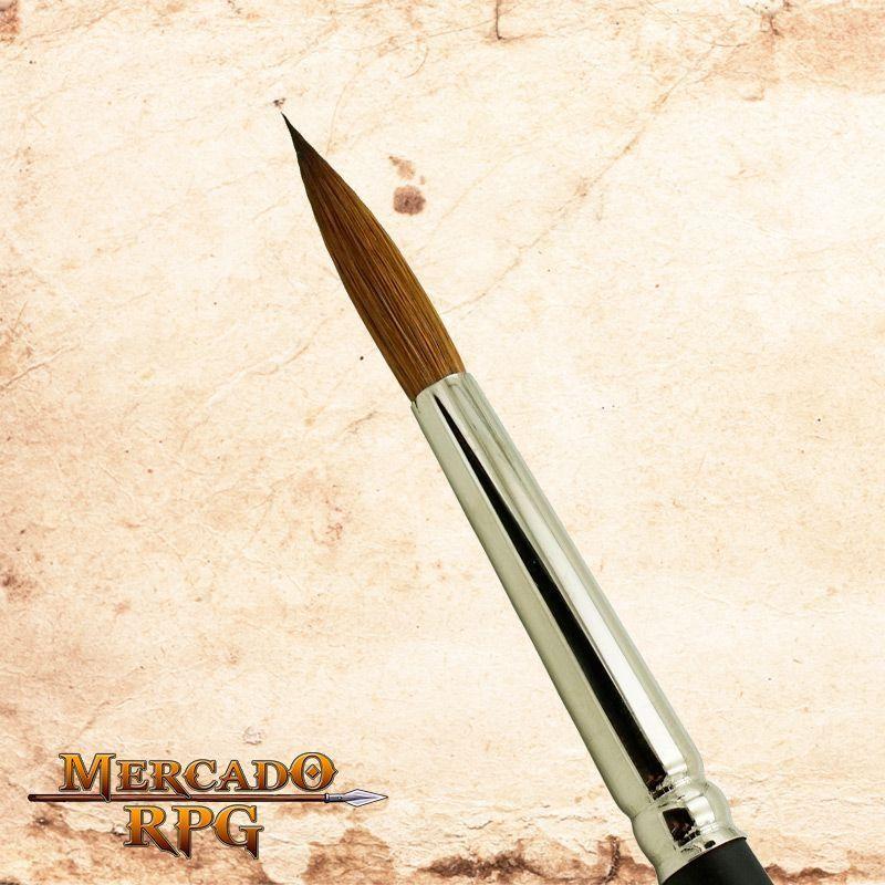 Pincel Zem Brush 3200 Kolinsky Pure Sable 3/0 - RPG