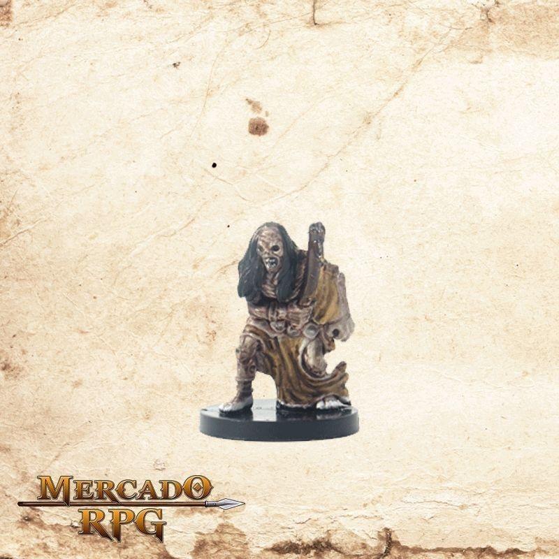Zombie - Com carta  - Mercado RPG