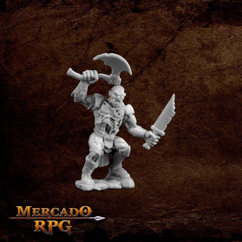 Zombie Ogre  - Mercado RPG
