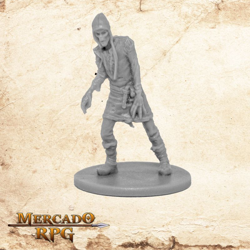 Zombie Walker B - Miniatura RPG