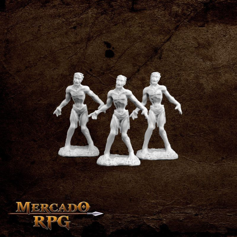 Zombies (3)  - Mercado RPG