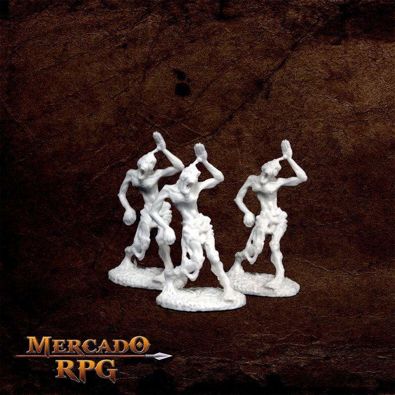 Zombies (3)  - Mercado RPG