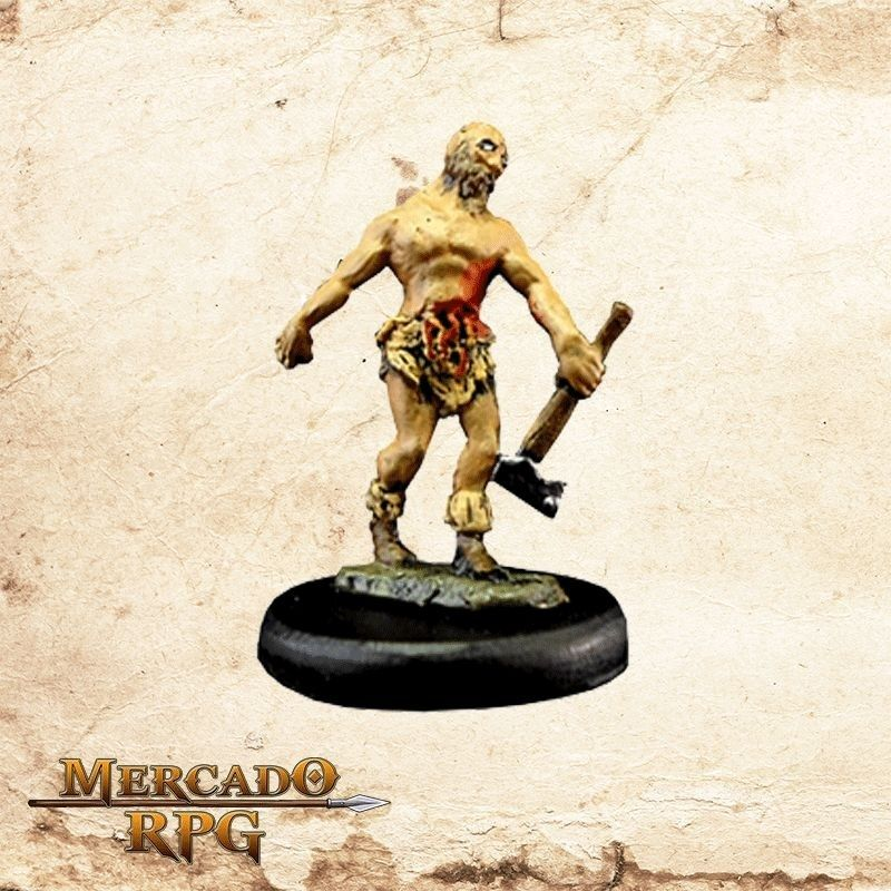 Zumbi - Machadinha  - Mercado RPG