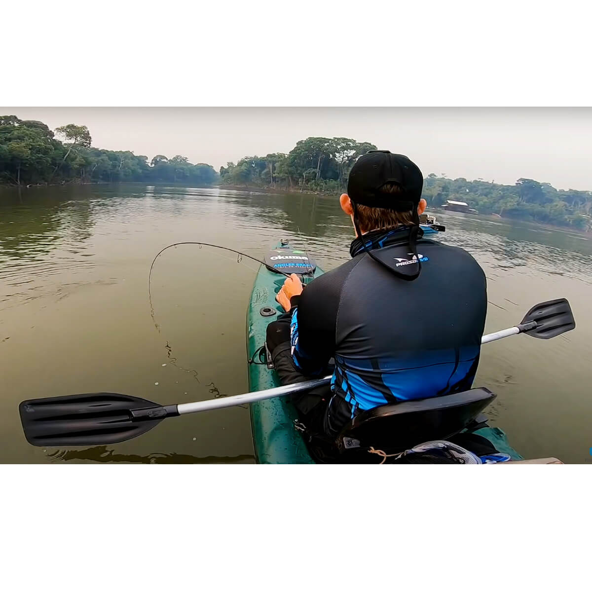 CAIAQUE BARRACUDA PRO FISH LONTRAS COMPLETO COM ASSENTO ELEVADO