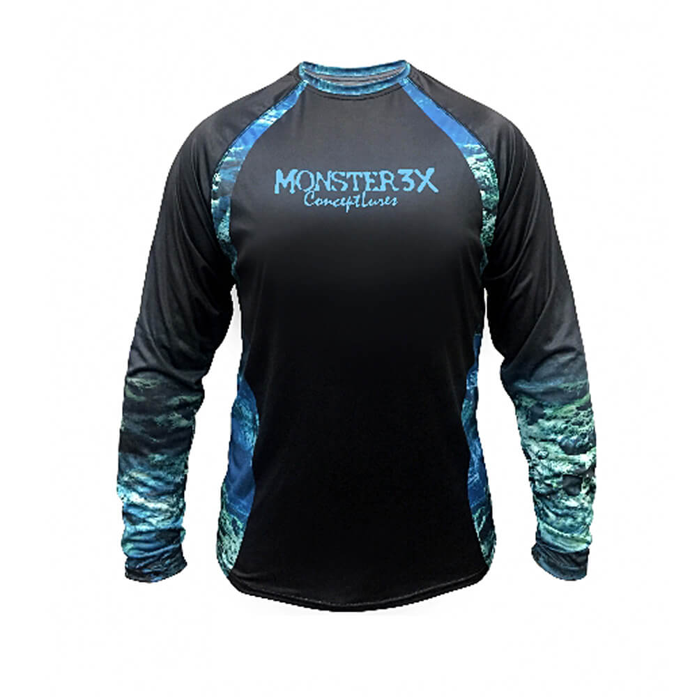CAMISA MONSTER 3X CASUAL DRY 201 UV30