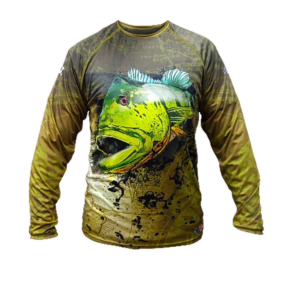 CAMISA MONSTER 3X COLLECTION DATENA COMPASS