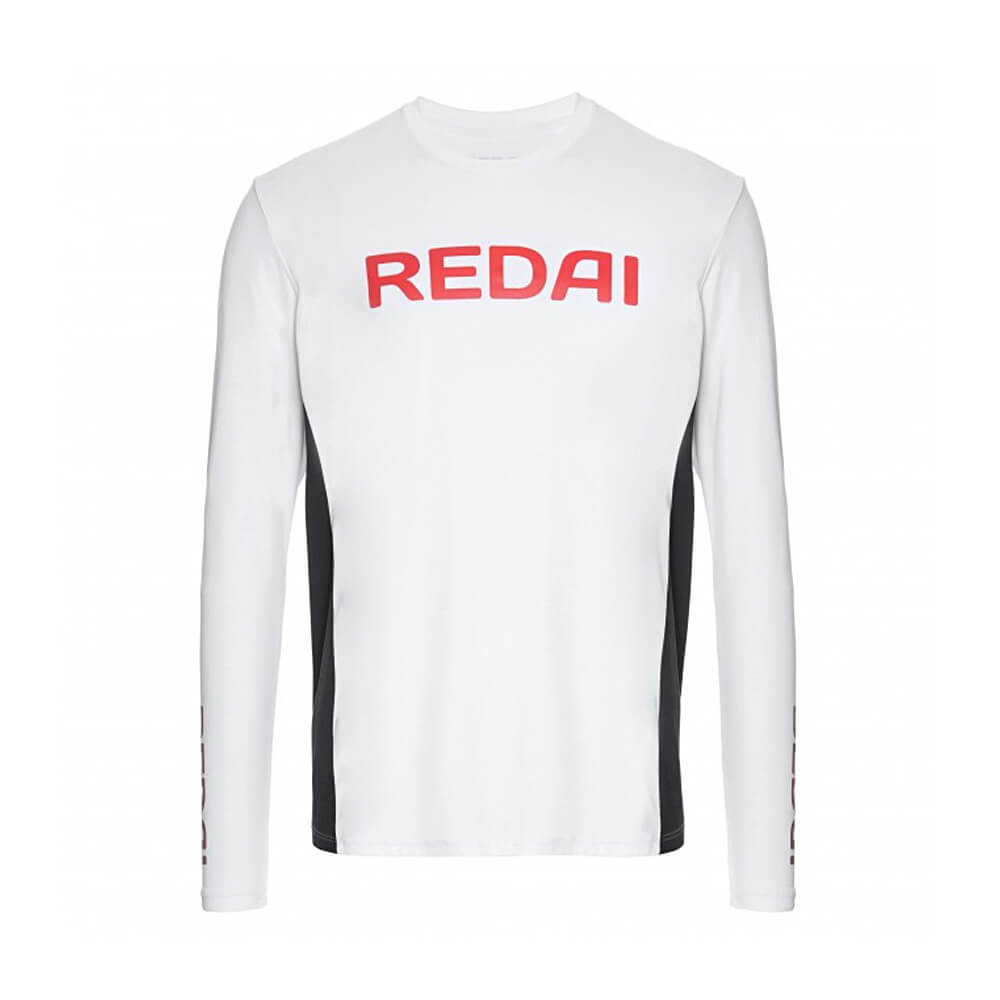 CAMISETA PERFORMANCE REDAI TEAM BRANCA
