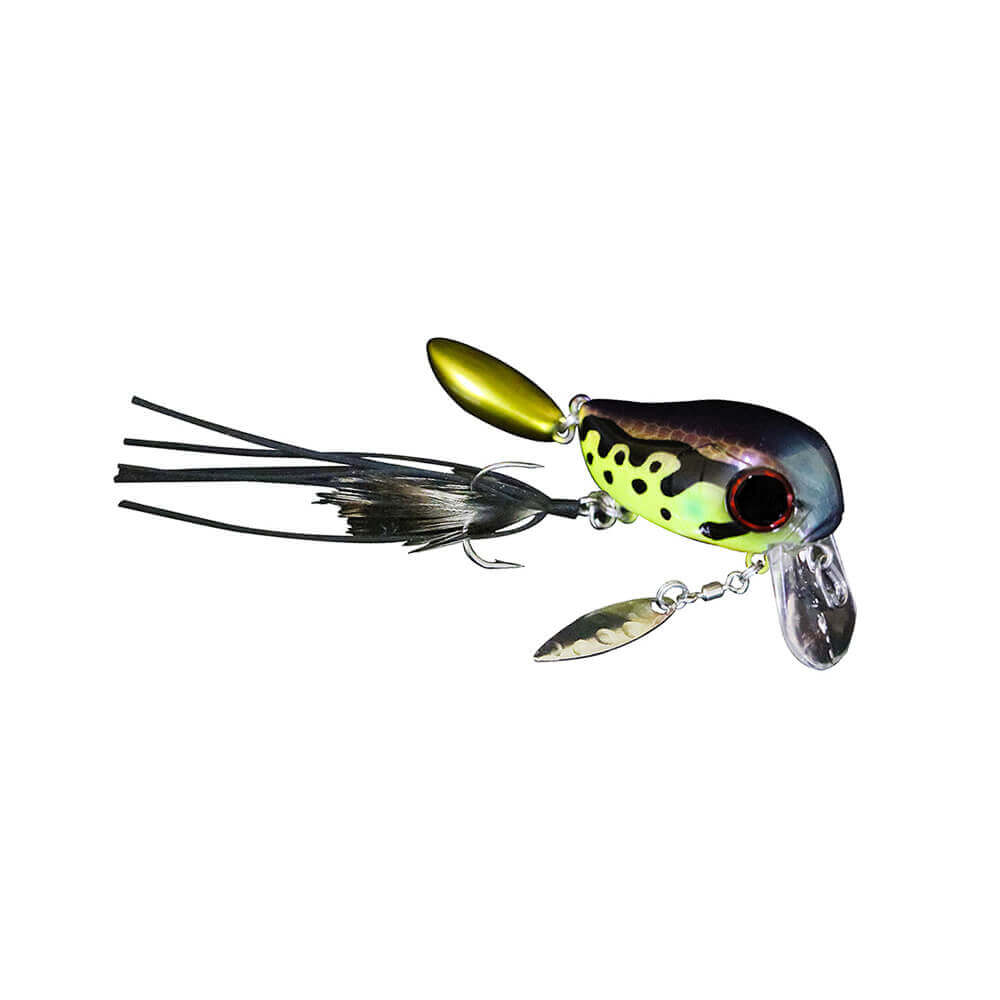 ISCA JACKALL MICRO TAPPY - 5,4CM 4,8G