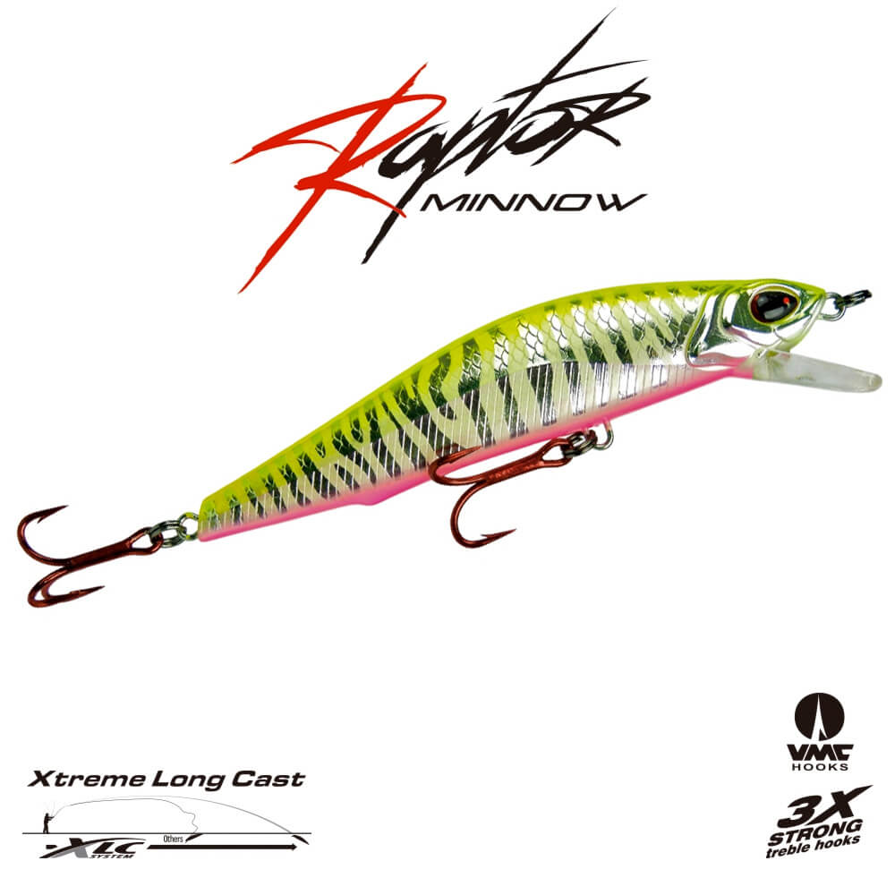 ISCA ARTIFICIAL MARINE SPORTS RAPTOR 70 7CM 7,5G
