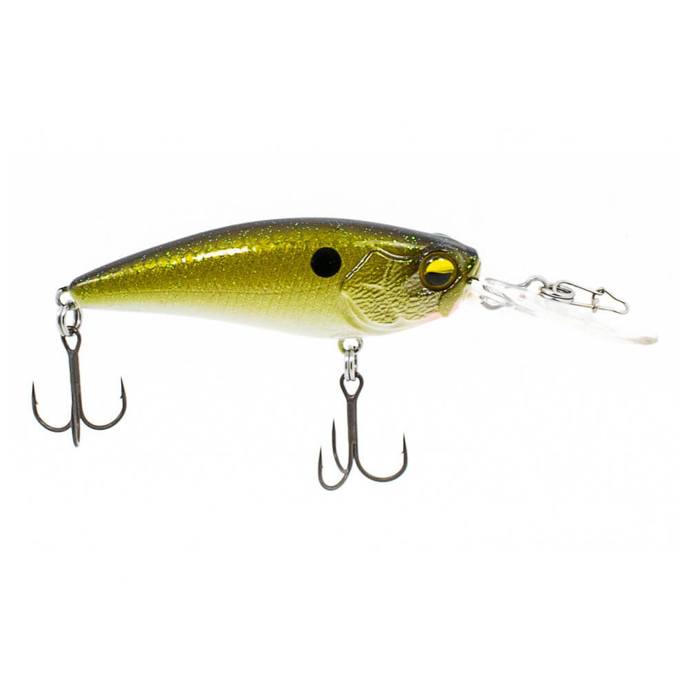ISCA ARTIFICIAL RAID JAPAN LEVEL SHAD 5CM 4,3G - USADA - F102