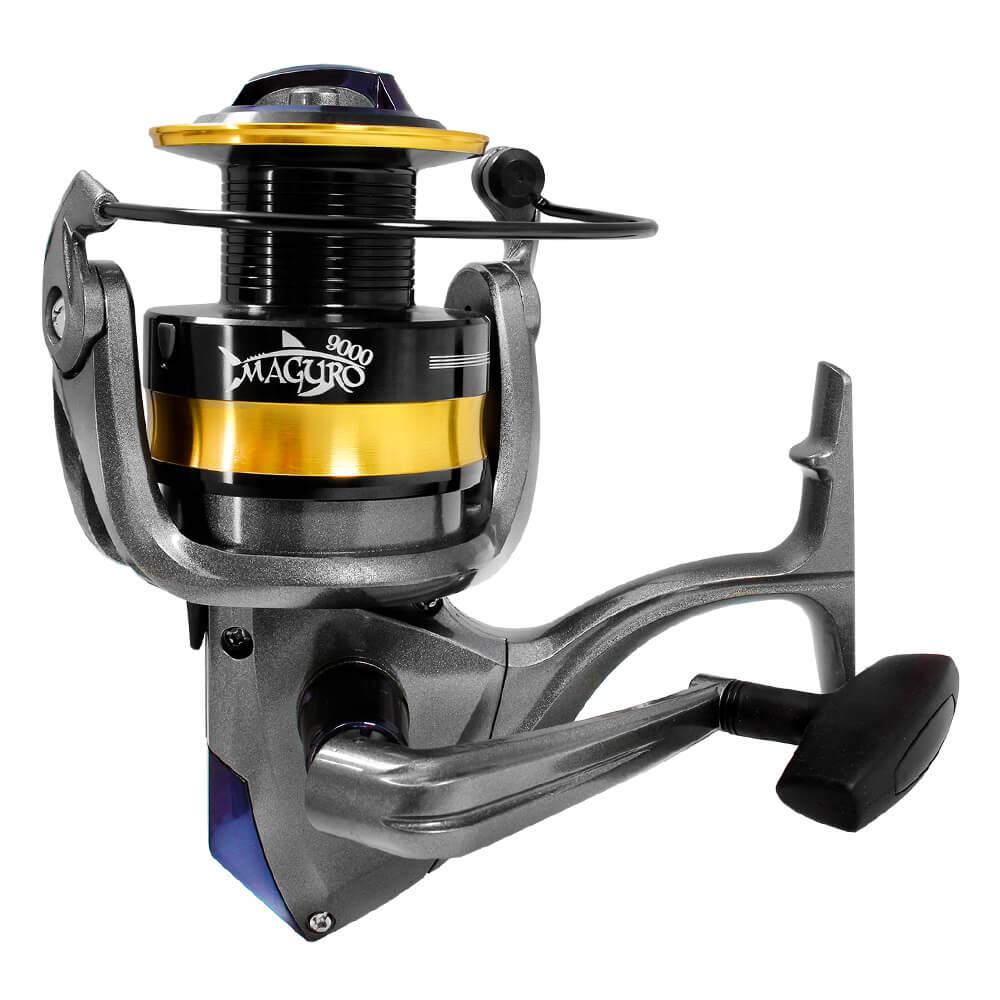 MOLINETE ALBATROZ FISHING MAGURO 3000