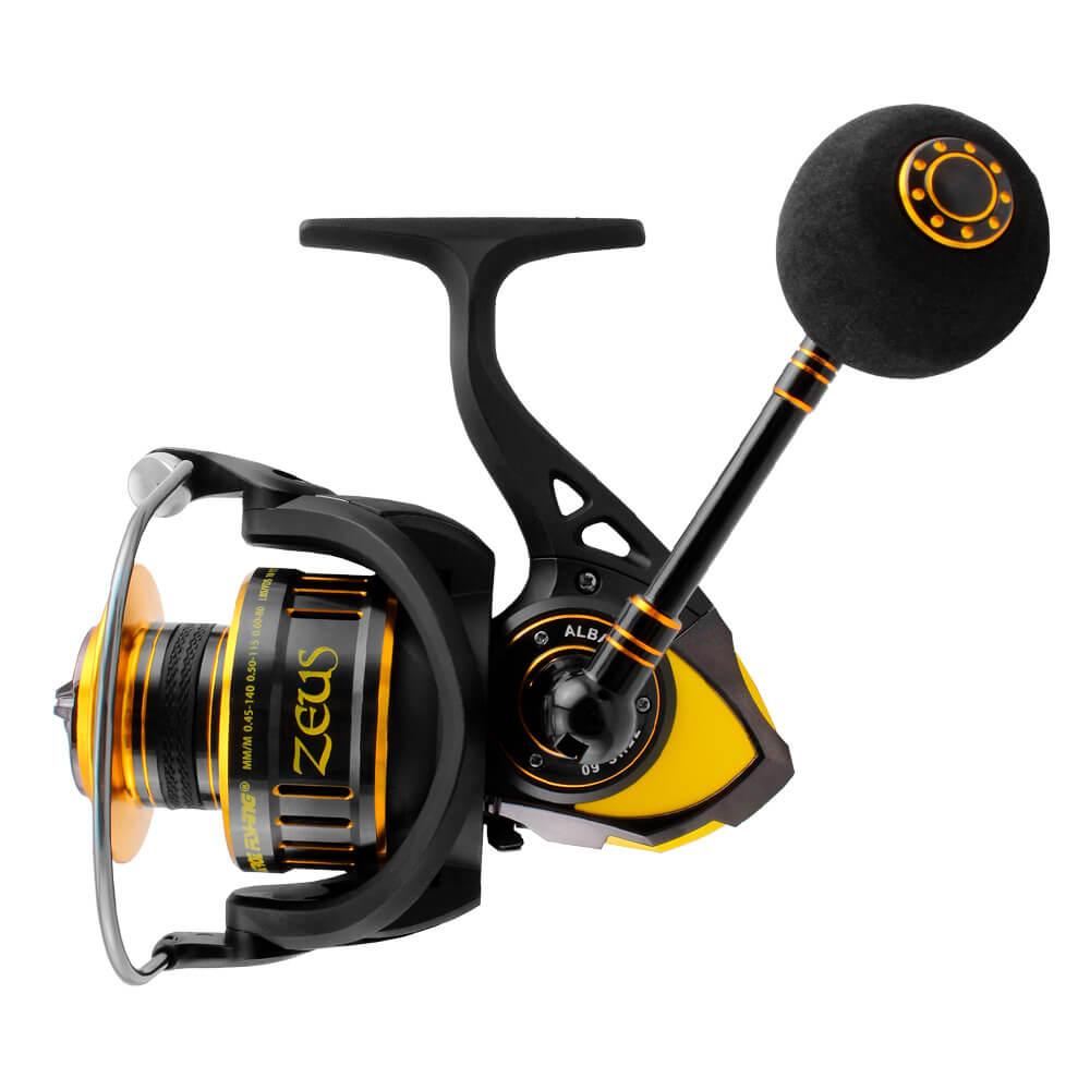 MOLINETE ALBATROZ FISHING ZEUS 40