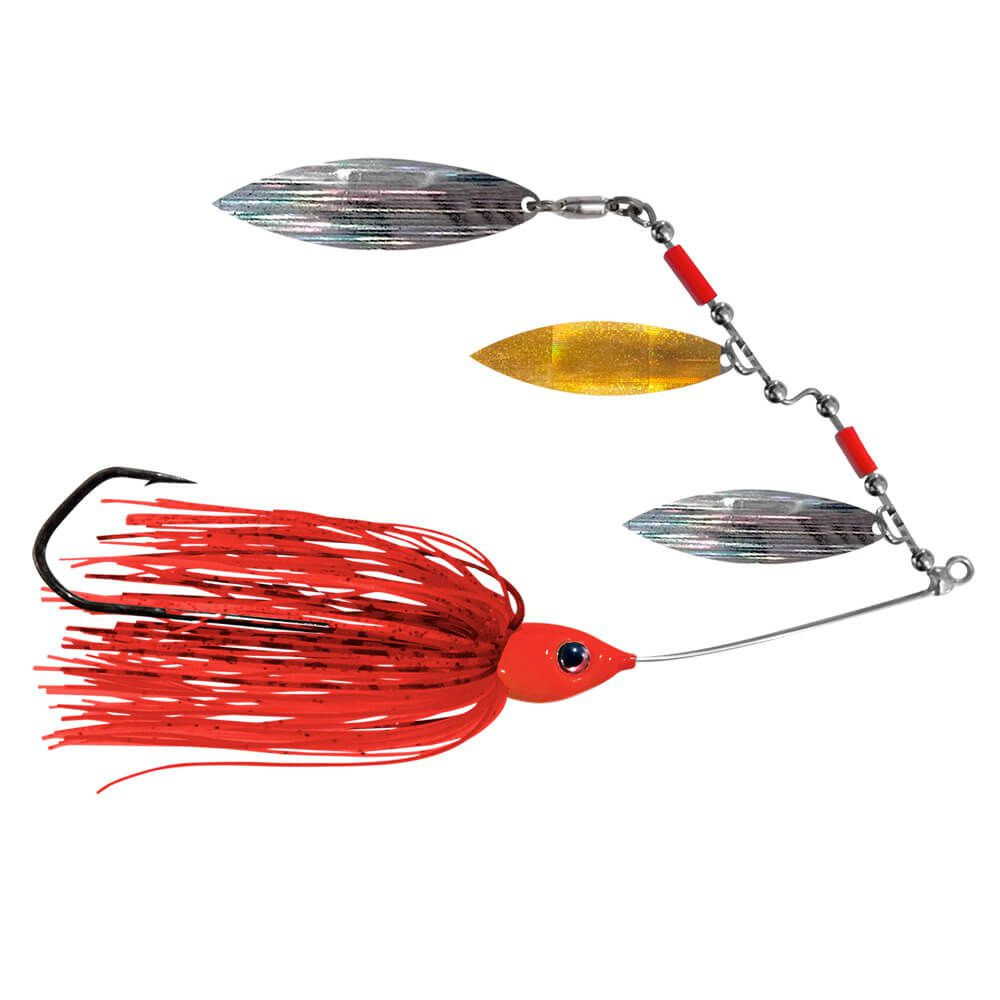 SPINNER BAIT TRIPLO DECONTO 6/0 30G