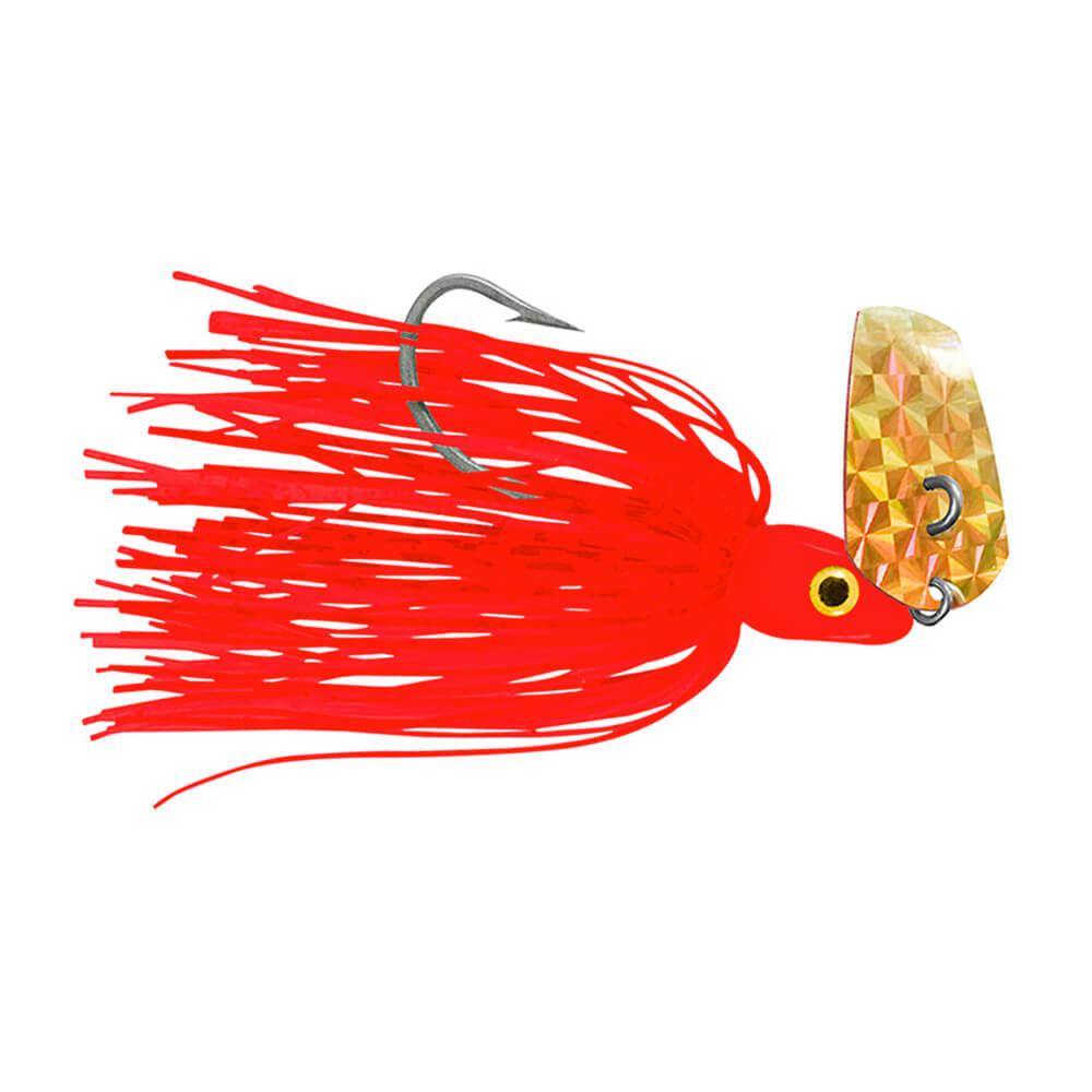 SPINNER CHATTER BAIT DECONTO TCHAU TCHAU 2/0 14G