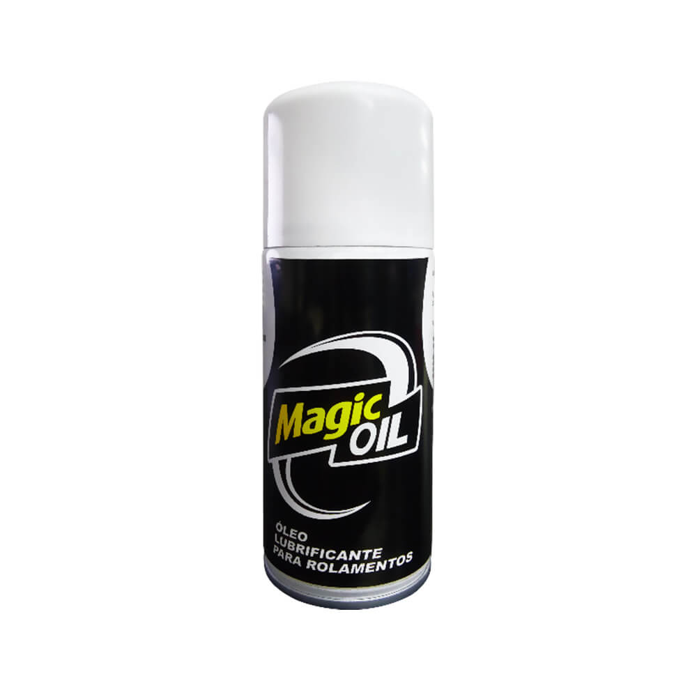 SPRAY LUBRIFICANTE MONSTER 3X MAGIC OIL - CARRETILHA E MOLINETE