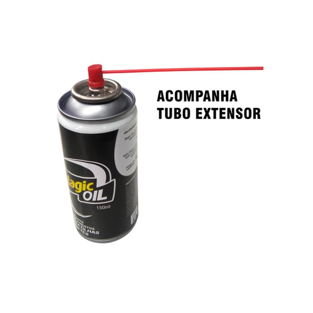 SPRAY LUBRIFICANTE MONSTER 3X MAGIC OIL - CARRETILHA E MOLINETE