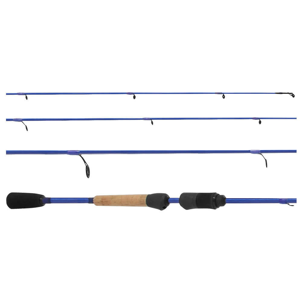 VARA SAINT PLUS STP 631SP 4-12LB 6'3 (1,91M) MOLINETE - INTEIRIÇA