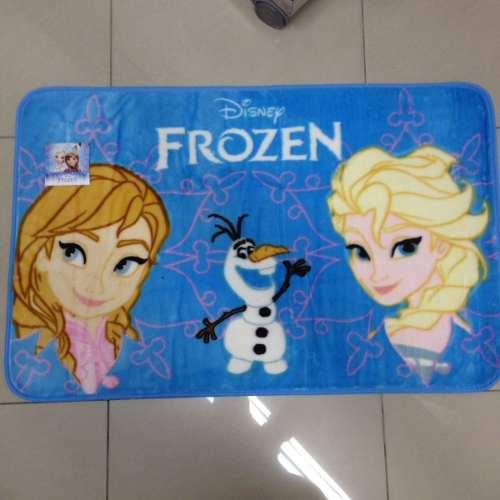 Tapete Infantil Jolitex Frozen Disney 0,70m X 1,10m Oficial
