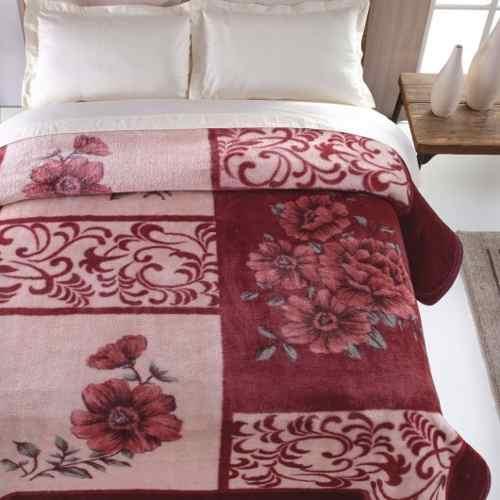 Cobertor Jolitex Casal Tradicional Pêlo Alto Nantes