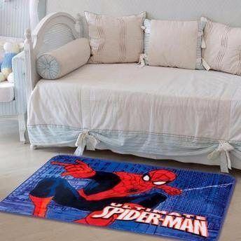 Tapete Infantil Jolitex Homem Aranha Marvel 0,70x1,10m