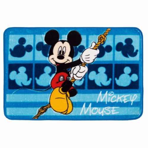 Tapete Infantil Jolitex Mickey Corda Disney 0,70m X 1,10m