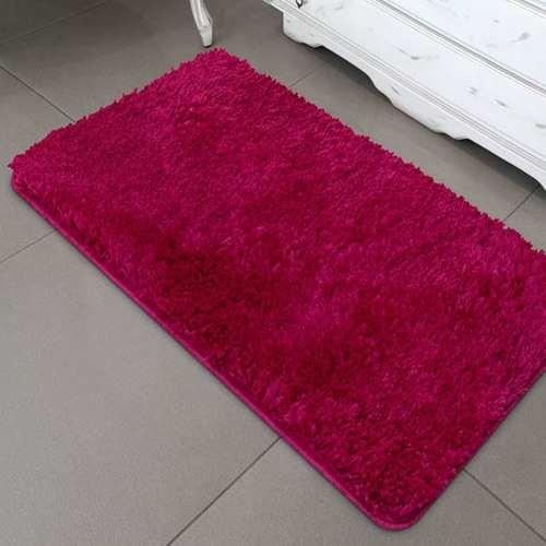 Passadeira Jolitex Realce Quarto Ou Sala 0,66x1,80m Pink