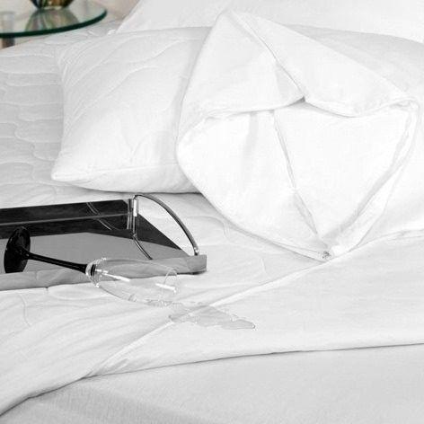 Capa Protetor Travesseiro Impermeável Tecebem Florença Malha
