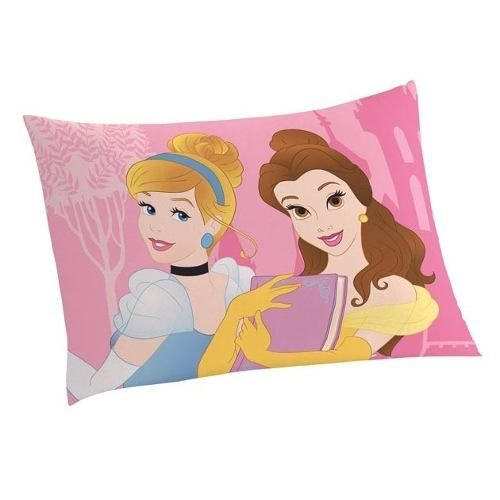 Fronha Avulsa Infantil Princesas 01 Peça Lepper Oficial