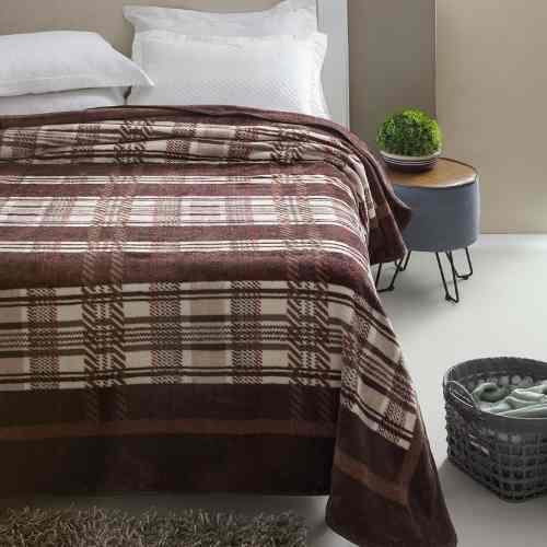 Cobertor Jolitex Casal Kyor Plus 1,80x2,20m Arezzo