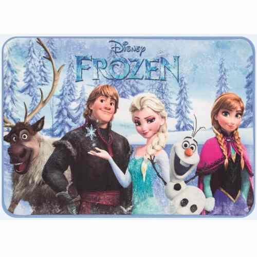 Tapete Infantil Jolitex Sublimado Frozen Disney 0,70 X 1,00m