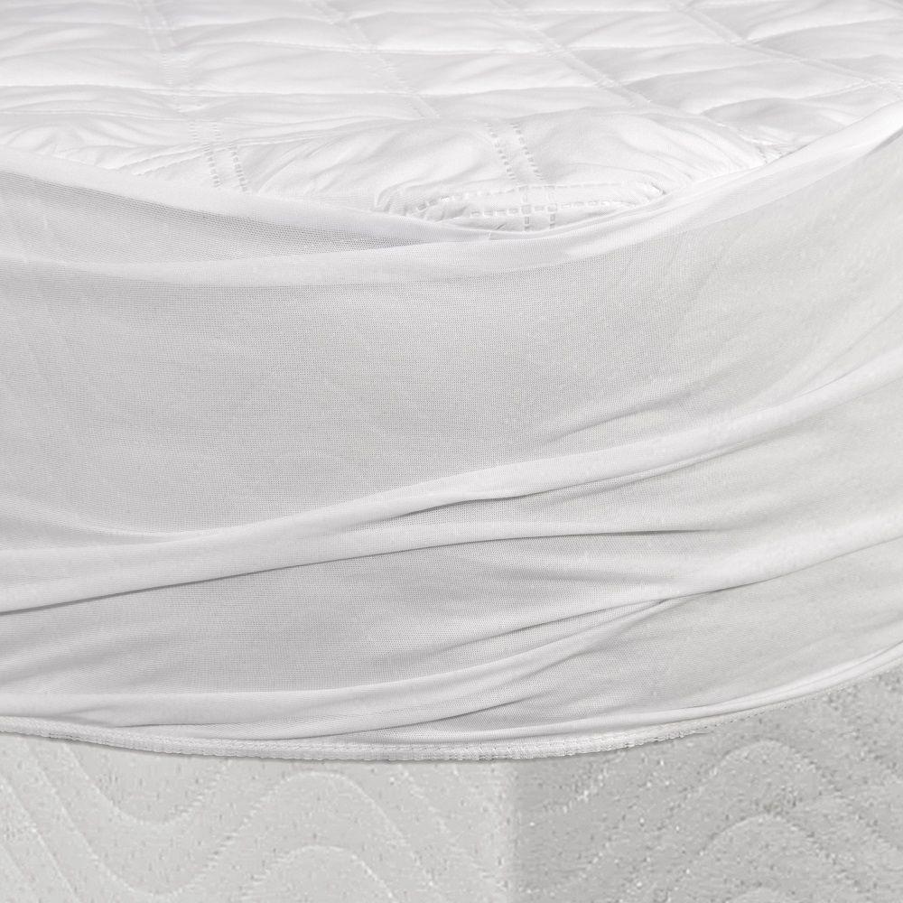Capa Protetor Colchão Solteiro Impermeável Ultrasonic Kacyumara