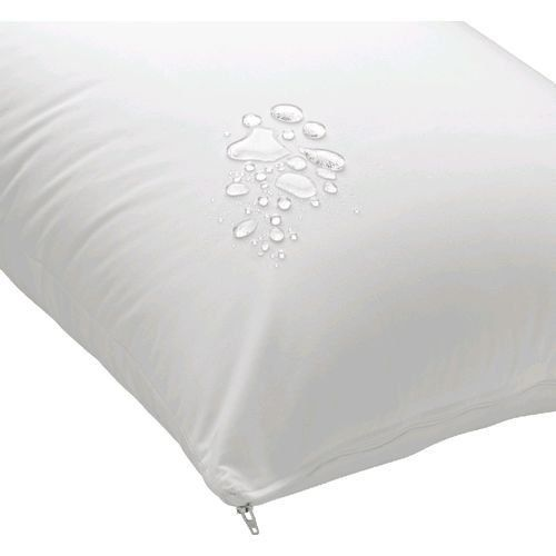 Capa Protetor Travesseiro Impermeável Naturalle 200 Fios com Zíper