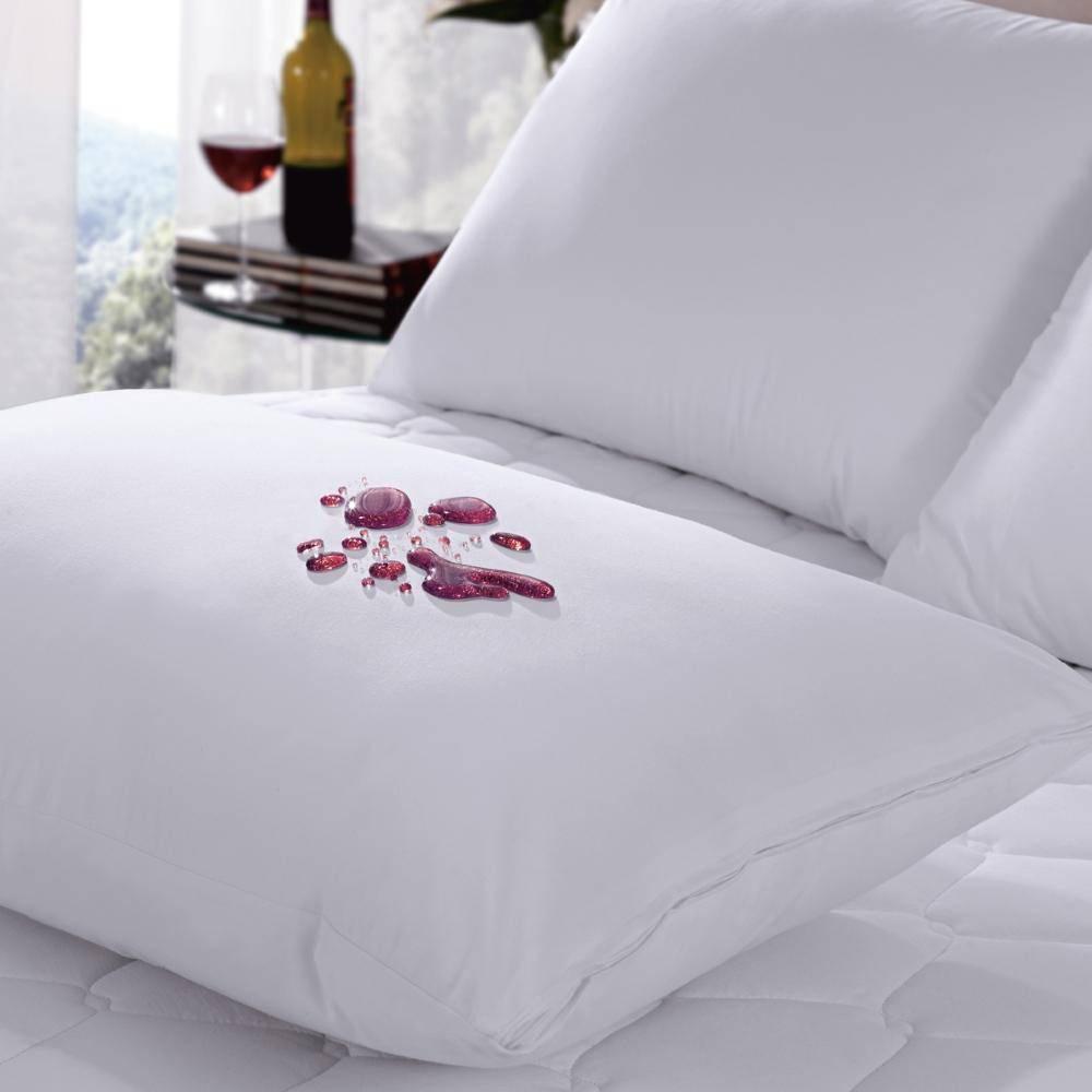 Capa Protetor Travesseiro Impermeável Sultan Realce Premium