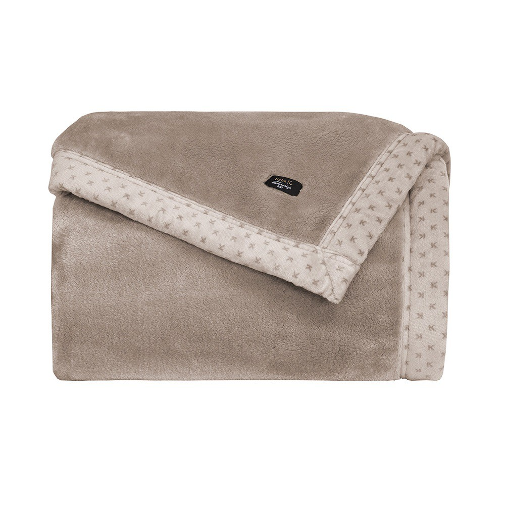 Cobertor Casal Kacyumara Blanket High 700 Liso 1,80x2,20m