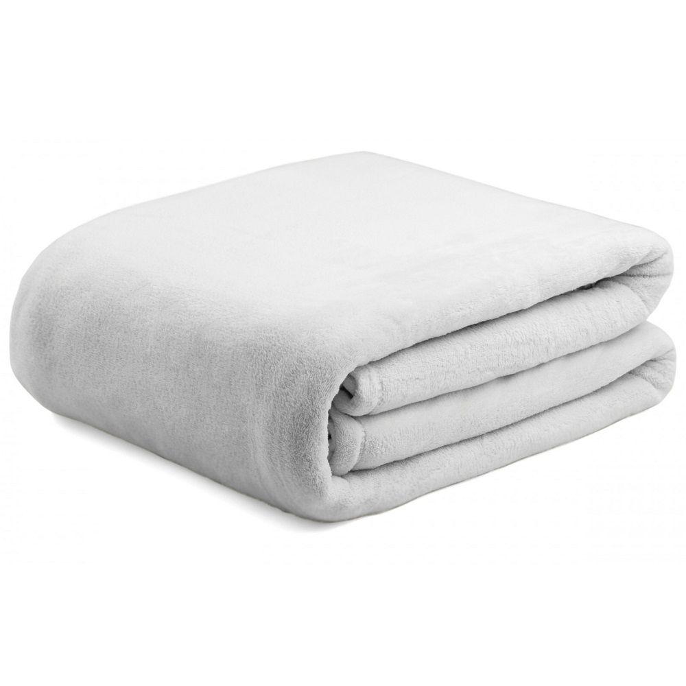 Cobertor Casal Naturalle 300g Super Soft Liso 1,80x2,20m
