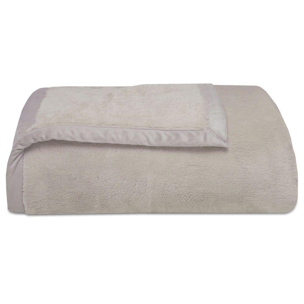 Cobertor Casal Naturalle 480g Soft Premium Liso 1,80x2,20m