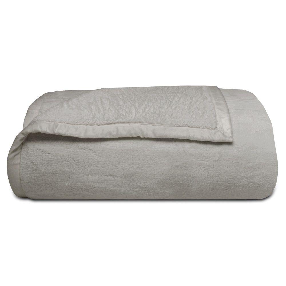 Cobertor Casal Naturalle 600g Soft Luxo Liso 1,80x2,20m