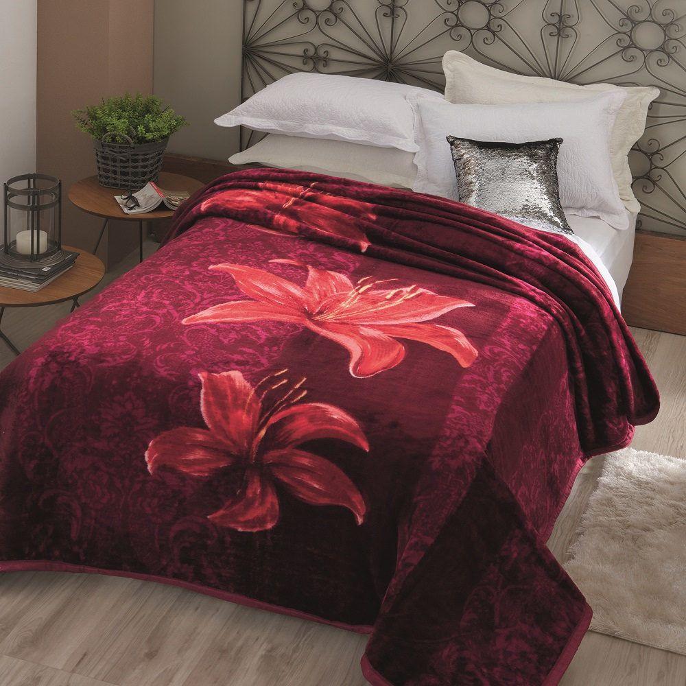 Cobertor Jolitex Casal Kyor Plus 1,80x2,20m Angresse