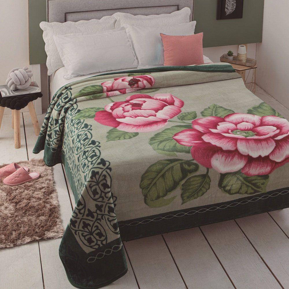 Cobertor Jolitex Casal Kyor Plus 1,80x2,20m Carini