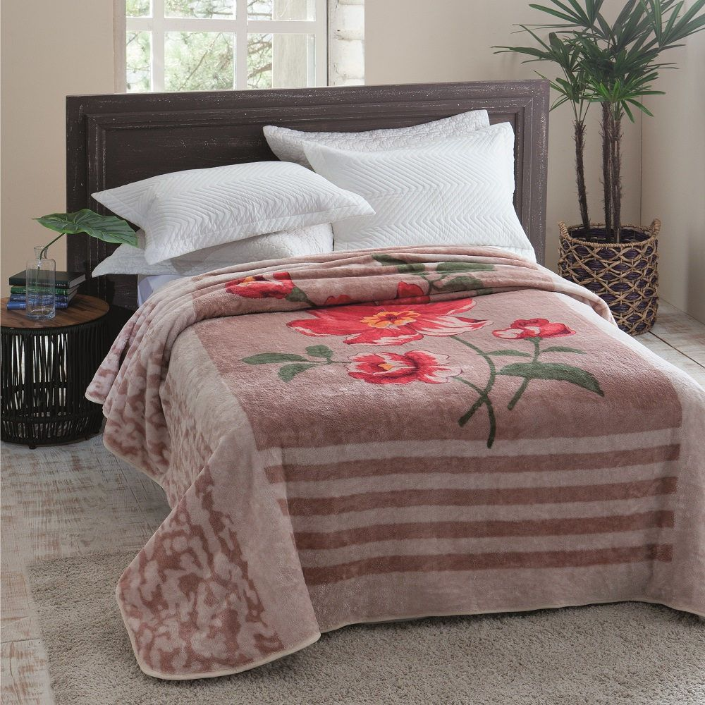 Cobertor Jolitex King Kyor Plus 2,20x2,40m Carmini