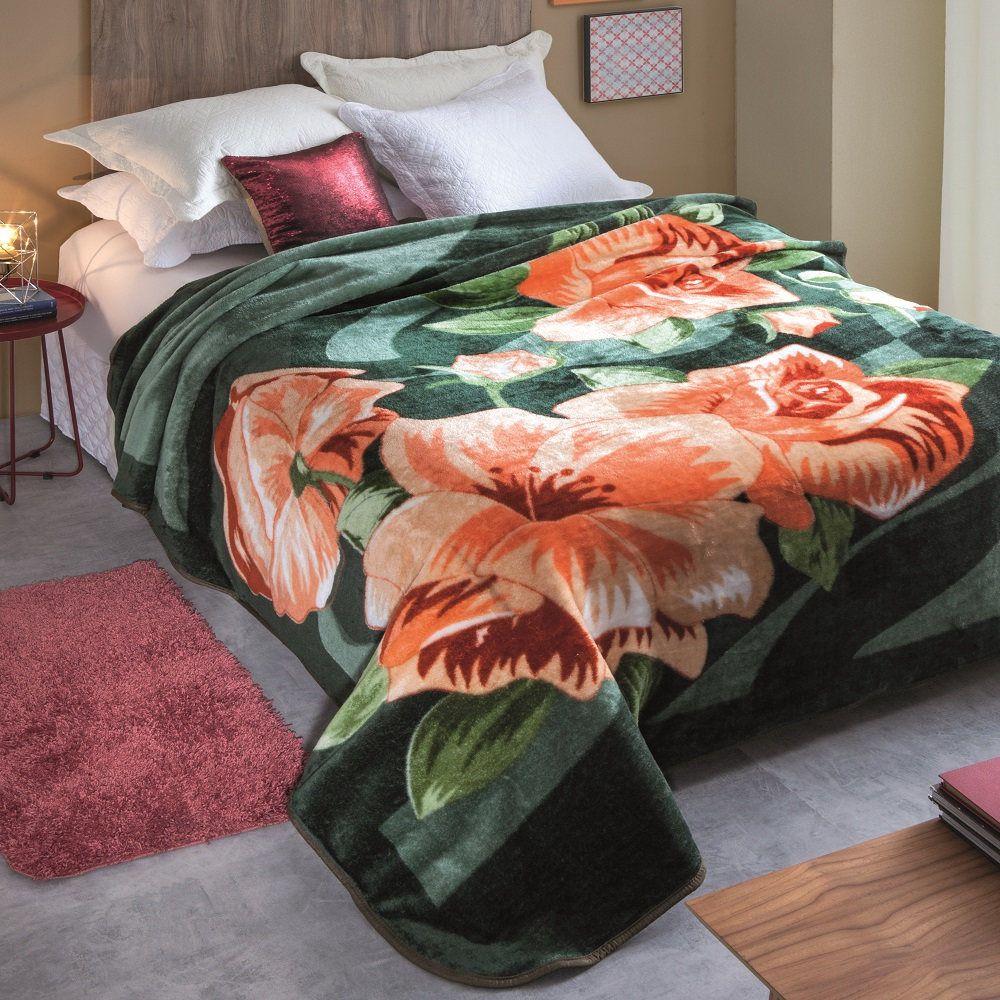 Cobertor Jolitex Casal Kyor Plus 1,80x2,20m Cortezzo