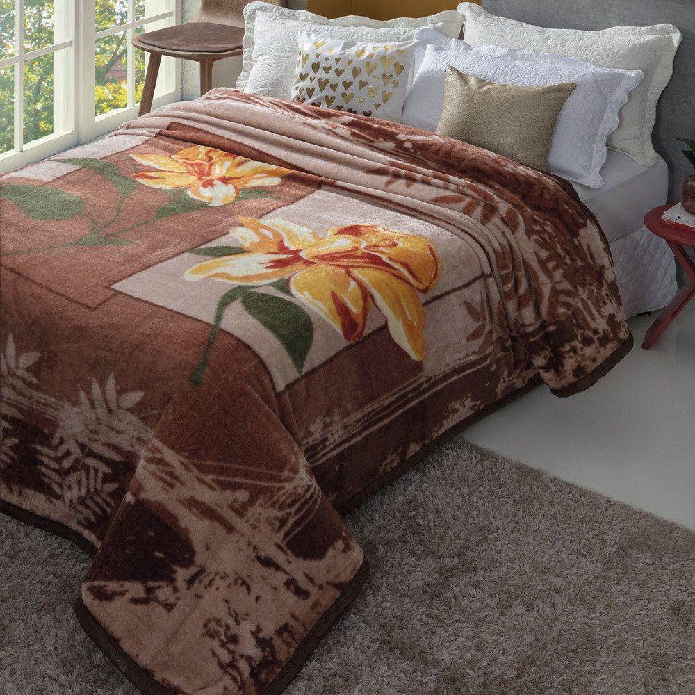 Cobertor Jolitex Casal Kyor Plus 1,80x2,20m Kenai