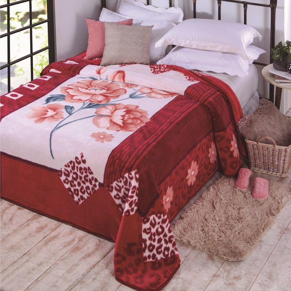 Cobertor Jolitex Casal Kyor Plus 1,80x2,20m Lizzie