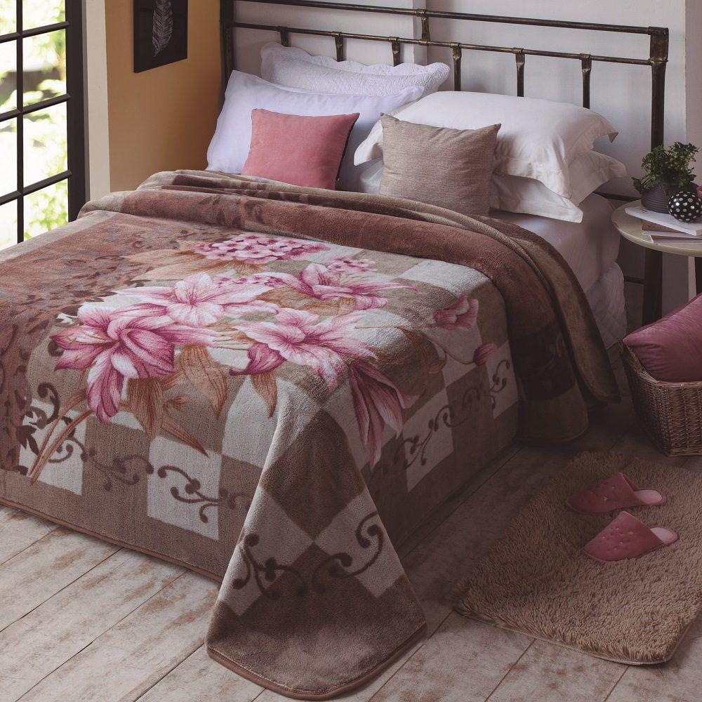 Cobertor Jolitex Casal Kyor Plus 1,80x2,20m Mendoza